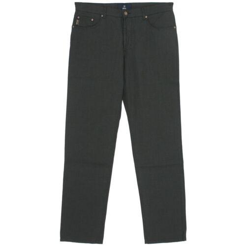 21028 BRAX Herren Jeans Hose COOPER FANCY Straight Stretch anthrazit mel grau