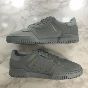ADIDAS YEEZY POWERPHASE GREY SIZE 7 MENS