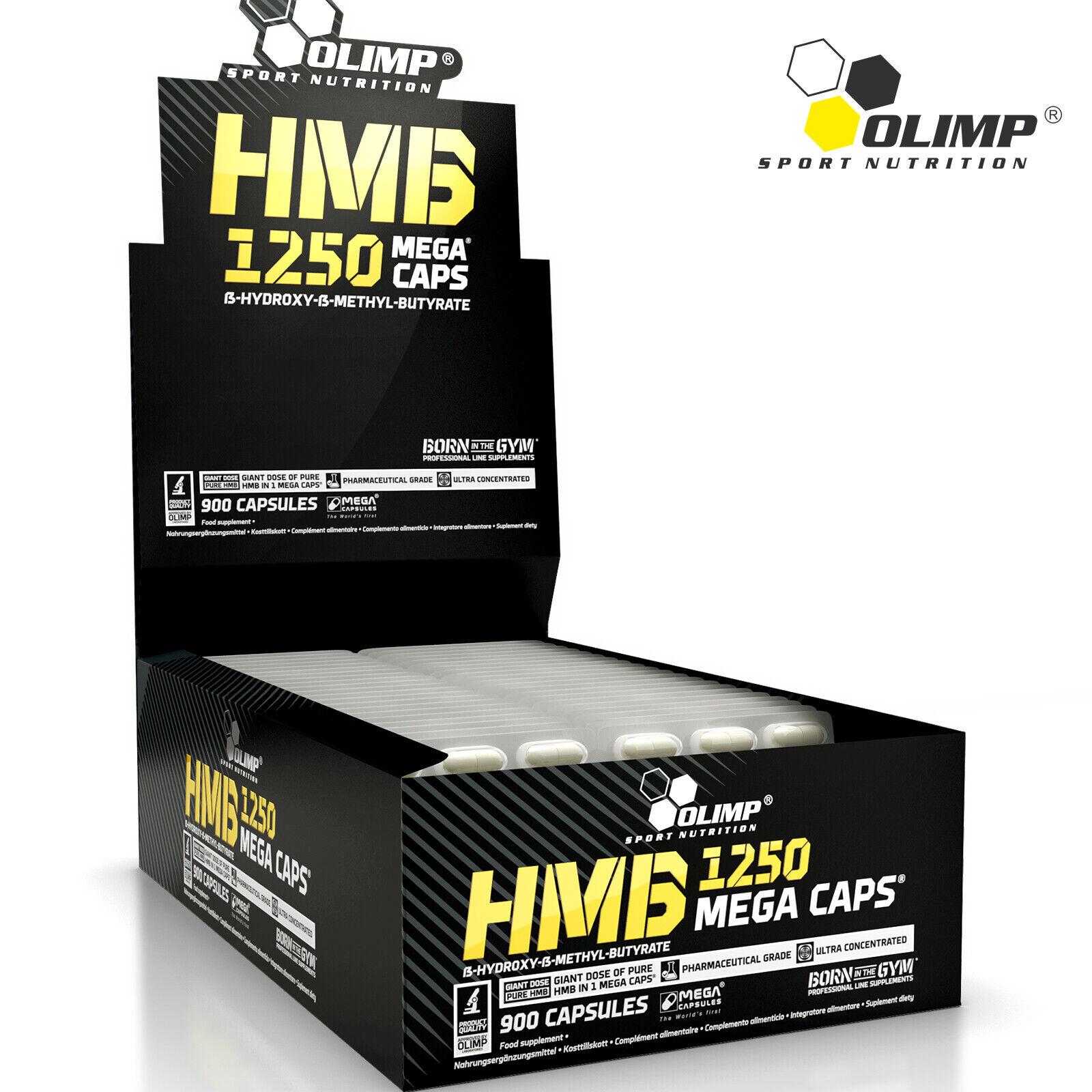 HMB Blisters Anticatabolic Anabolic Fat Burner Lean Ripped Muscle Mass Growth
