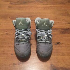 "Jordan 5 ""Wolf Grey"""