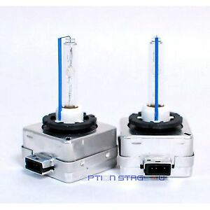 Mercedes benz 08 13 c300 c350 d1s 8000k light blue oem hid for Mercedes benz headlight bulb