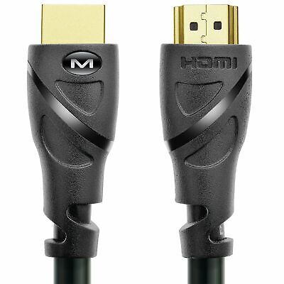 Mediabridge HDMI Cable  - High-Speed Supports 4K, Ethernet,
