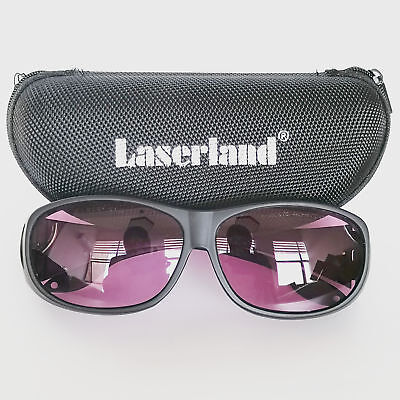 780nm 808nm 830nm 810nm Ir Infrared Laser Protection Glasses Goggles Eyewear Ce