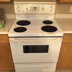 "Kitchen stove 30"" wide by 25"" deep"