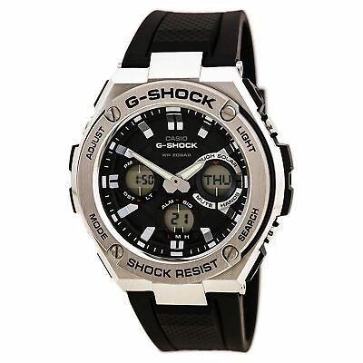 Casio GSTS110-1A Men's G-Shock Analog-Digital Dial Watch
