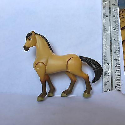 Spirit Stallion of the Cimarron Toy Figure Horse Pony Burger King BK Kids Meal