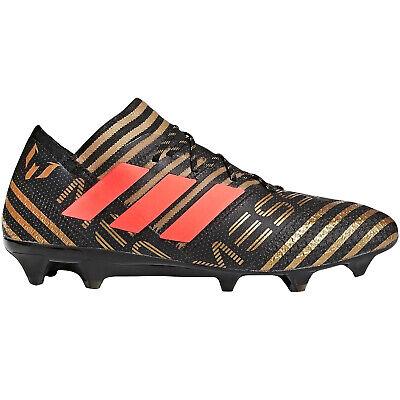 adidas Performance Mens Nemeziz Messi 17.1 Firm Ground Football Boots - 8