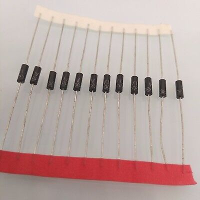 Us Stock 12Pcs 2Cl71 8Kv 5Ma 100Ns High Voltage Diode Hv Rectifier Hf Tesla Coil