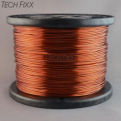 Magnet Wire 14 Gauge Enameled Copper 780 Feet Coil Winding 9.84 Lbs Essex 200c
