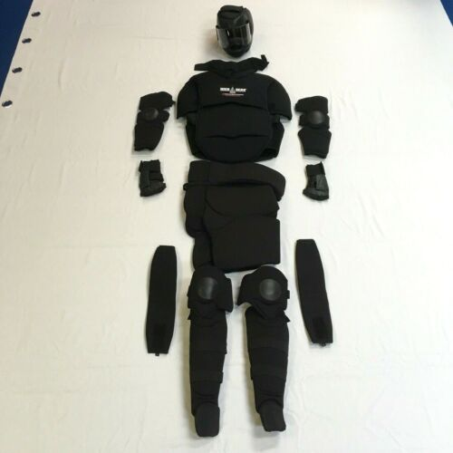 Blauer High Gear™ Impact-Reduction Training Suit Size EXTRA LARGE