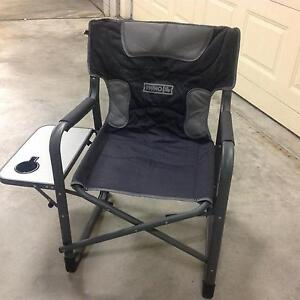 Rhino Folding Camping Camping Chairs Cremorne North Sydney Area Preview