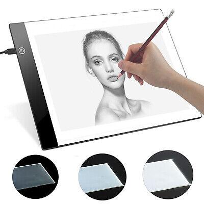 A4 LED Licht Grafiktablett Touchpad Art Tattoo Tracing Board Licht Box F9M5 (Tattoo-tracing-board)