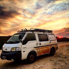 1999 Ford Econovan with a lot of extras West Perth Perth City Preview