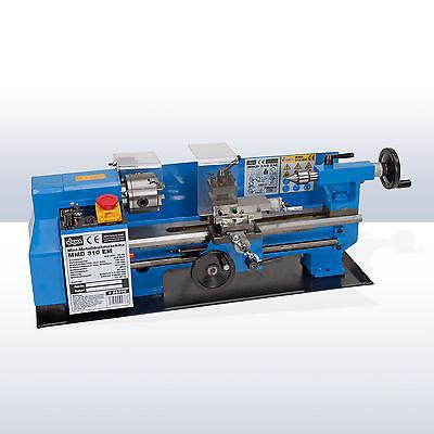 910700 Mini Drehmaschine Metalldrehmaschine Leitspindeldrehmaschine Drehbank 310