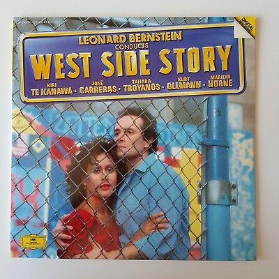 West Side Story Vinyl LP Schallplatten Album Soundtrack Leonard Bernstein NM/NM ()
