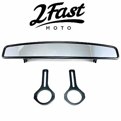2FastMoto UTV Center Mirror Offroad SXS Side by Side Kawasaki Mule