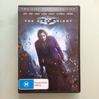 DVD The Dark Knight *Special edition* Elwood Port Phillip Preview