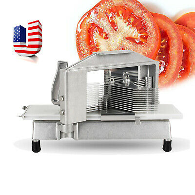 Ups Commercial Tomato Slicer Cutter 316 Heavy Duty Industrial Cutting Machine