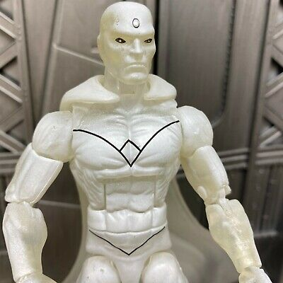 "Marvel Legends Hasbro Avengers White Vision Target 3 Pack 6"" Inch Action Figure"