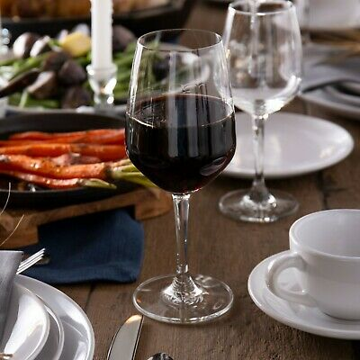 Acopa 8.5 oz Radiance Wine Glass 12/Case  Free Shipping USA (48) Only ()
