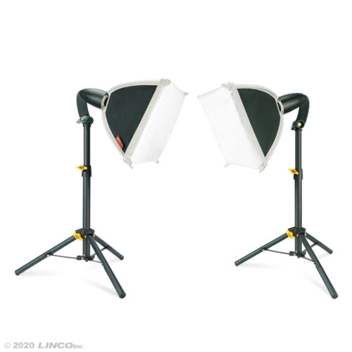 Linco Lincostore Studio Lighting Photography Portrait Softbox Light Kit AM268