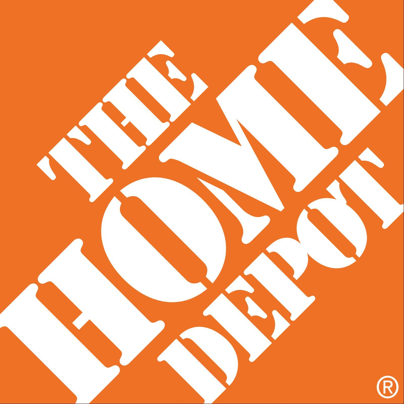 Home Decoration - Home Depot racing logo Vinyl Decal / Sticker ** 5 Sizes **