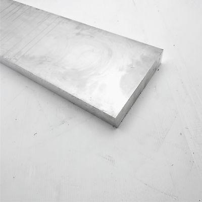1.75 Thick 1 34 Aluminum 6061 Plate 7.625 X 24 Long Sku 180098