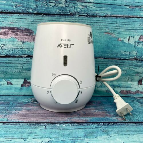 New Philips AVENT Fast Bottle Warmer, Warms Your Milk Quickly and Evenly