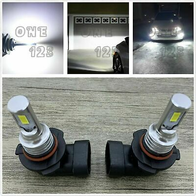 9005 HB3 CREE LED Headlights Bulb Conversion Kit High Beam 6000K Super White -