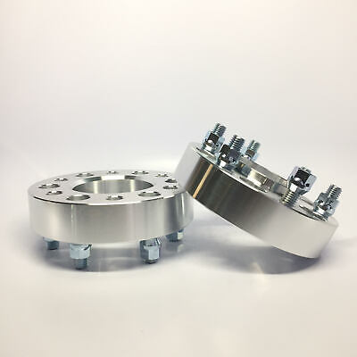 """2pc Hubcentric Wheel Spacers  6x5.5 14X1.5 ¦ 2"""" Inch For Ram 1500 2019-2020"""
