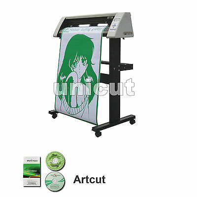 "NEW 28"" Vinyl cutter Redsail High Quality Cutting Plotter * Best value Artcut"