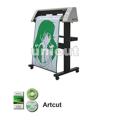 "NEW 24"" Vinyl cutter Redsail High Quality Cutting Plotter * Best value Artcut"