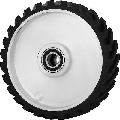"12"" Grinder Sander Serrated Contact Wheel Soon Dynamically B"