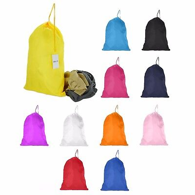 DALIX Large Laundry Bag Drawstring Bags Sack Heavy Duty Sports Tear - Drawstring Sports Bag