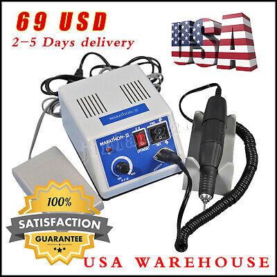 Usa N3 Dental Marathon Machine Electirc Micromotor Polisher Handpiece 35k Rpm