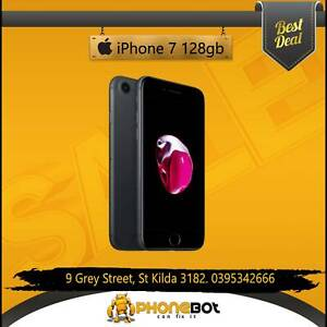 Excellent condition Apple iPhone 7 128GB Unlocked @ Phonebot St Kilda Port Phillip Preview