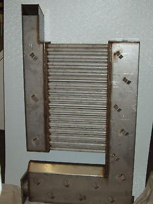 Lucks Rack Oven Heat Exchanger