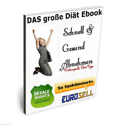 🌟.🌟.Ebook Diät Ebook FREE Bonus  Download MRR PLR Großhandel 🌟.🌟.