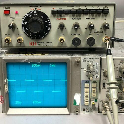 HP 10002A Probe - 40 MHz, 50x, 9 MOhm, 2.5 pF for 180, 1200 Series Oscilloscope