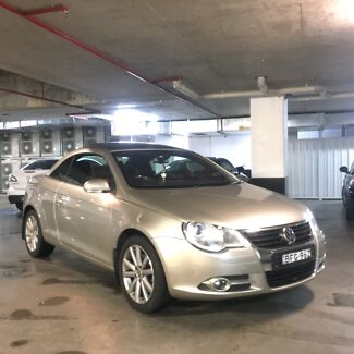 08 vw eos Tdi. Low kms, long rego great condition.16400!!! Strathfield Strathfield Area Preview