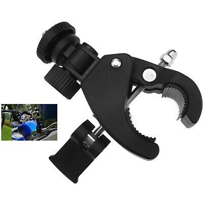 Bike Bicycle Motorcycle Handle Bar Camera Mount Seatpost Mount Clamp For Gopro