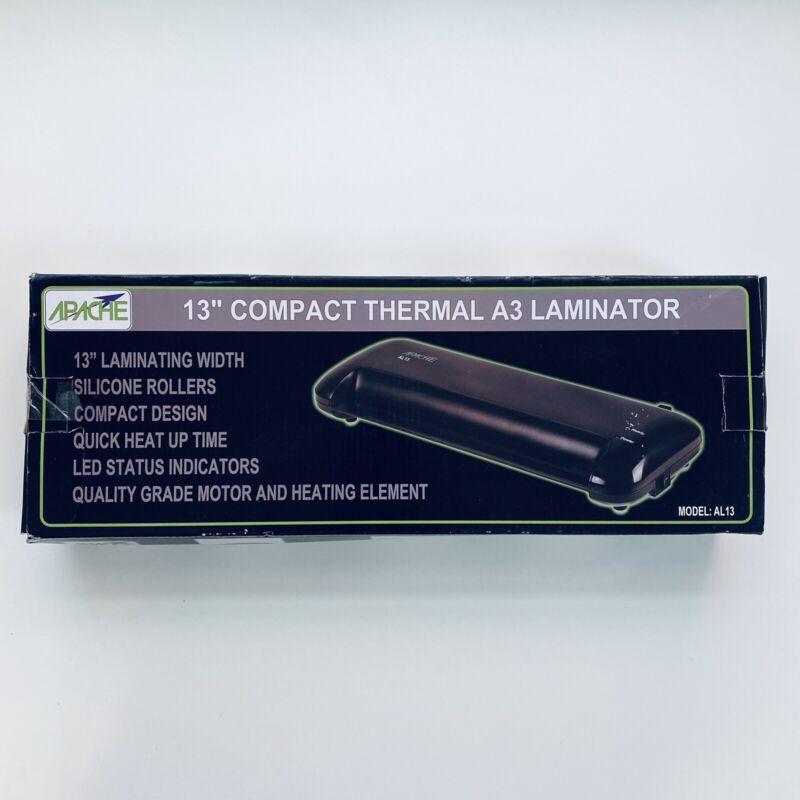 "Apache A3 13"" Compact Thermal Laminator"
