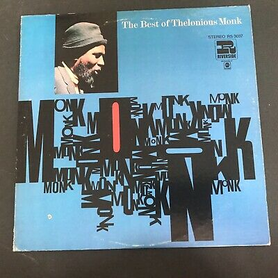 THELONIOUS MONK The Best of 1969 Riverside 3037 LP