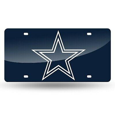 NFL Dallas Cowboys Logo Custom Kennzeichen
