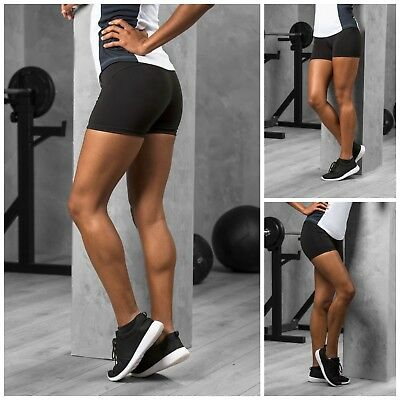 Womens Booty Shorts (Womens Running Gym Booty Shorts Training Fitness Sports Yoga Shorts Ladies Girls)