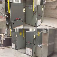 Furnace Inspection/replacements