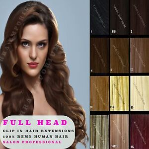 Clip In Remy Hair Extensions Next Day Delivery 105