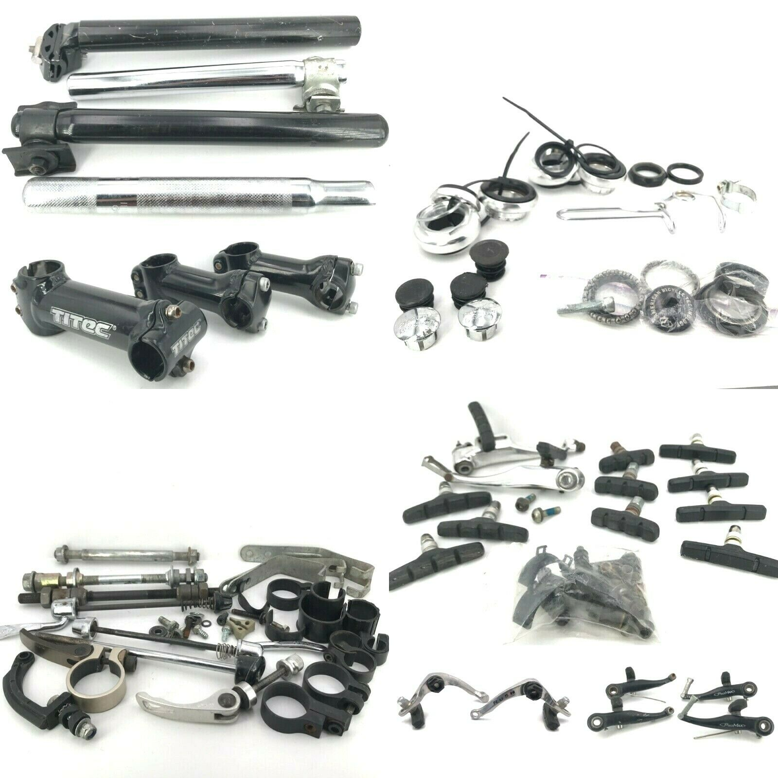 Bicycle Parts Wholesale LOT C Bike Cycling Component Accessories FOR PARTS