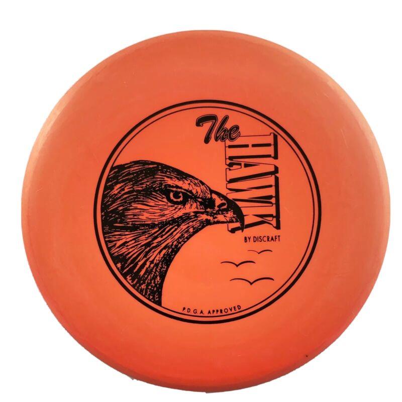 Lot Of 7 PDGA Disc Golf Frisbees 90's era Innova Discraft Graphics Multi Color