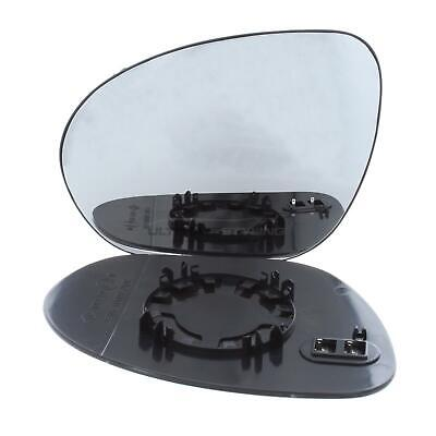 For NISSAN JUKE 2010-2014 Wing Mirror Glass CONVEX Heated BP Right Side //JN035